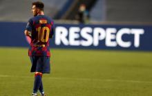 Lionel Messi no se presentó al inicio de pretemporada con el FC Barcelona.