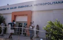 Hospital Materno Infantil de la Ciudadela Metropolitana, en Soledad.
