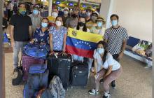 Venezolanos no pudieron viajar a su país en vuelos para repatriar dominicanos