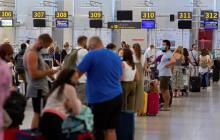 Pandemia reducirá ingresos de los aeropuertos en 104.500 millones de dólares
