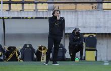 Diego Forlán fue despedido como director técnico de Peñarol