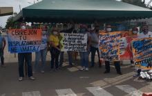 Trabajadores del Cerrejón inician huelga