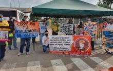 Huelga en Cerrejón obliga a activar plan de contingencia