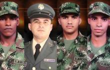 Duque rechaza muerte de cuatro militares en ataque armado en Sardinata