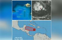 Alerta por onda tropical que afectará La Guajira