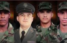 Dos soldados costeños entre víctimas de ataque a militares