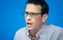 """""""El plan que había se agotó"""", Capriles sobre futuro de la oposición"""