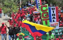 Centrales obreras anuncian demanda a Decreto 1174