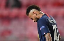 Neymar Jr., positivo por coronavirus, confirmó hace unos días que se quedará en el PSG para la próxima temporada.