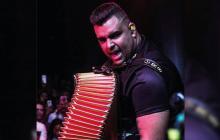 Rolando Ochoa, acordeonero homenajeado este año en el Festival Mar de Acordeones.