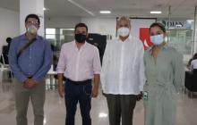 Reapertura, oportunidad de liderazgo colectivo: Camcomercio Cartagena