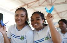 Misión de la ONU lanza campaña para inspirar esfuerzos de paz en Colombia