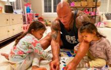 Dwayne Johnson y su familia dan positivo por coronavirus