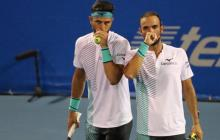Robert Farah y Juan Sebastián Cabal defienden el título del US Open.