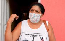 """""""Nadie me ha dado la cara"""", madre de mujer electrocutada"""
