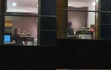 Expresidente Santos se reunió con partido Farc