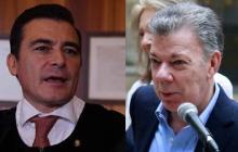 Uribe y CD cuestionan contrato entre Reyes y Santos