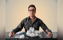"""""""Yo no escribo para satisfacer al lector"""": John Templanza Better"""