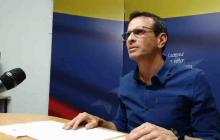 España no ve condiciones para elecciones venezolanas pese a gesto de Capriles