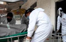 Los muertos por coronavirus se podrían duplicar en lo que queda de año