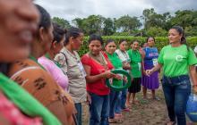 Coosalud destaca los avances en la atención de la mujer indígena