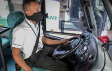 En video   'Luz verde' para los trabajadores del transporte