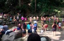 Los ríos en Santa Marta estarán habilitados el 18 de septiembre