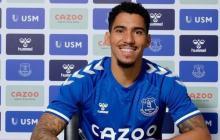Allan firmó como nuevo jugador del Everton hasta 2023.