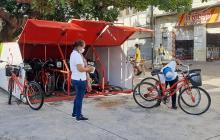 Se reactivan las bicicletas públicas en Sincelejo
