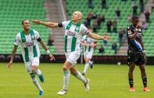 En video | Arjen Robben volvió a marcar con el Groningen 18 años después