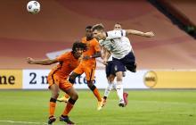 Haaland desperezó a Noruega; Holanda se estrella con Italia