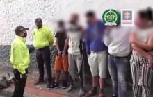 Cae banda de venezolanos que secuestraba bebés y familias en Bogotá