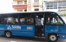 Tránsito de Soledad controla aglomeraciones en transporte público