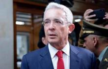 El expresidente Álvaro Uribe Vélez.