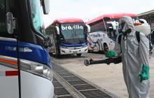 Brasilia y Unitransco obtienen sello de bioseguridad en sedes de Barranquilla