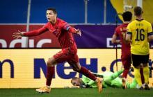 Cristiano Ronaldo anotó doblete en la victoria 0-2 de Portugal contra Suecia.