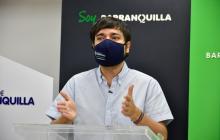 Queremos que la gente reciba un buen servicio de energía: alcalde Pumarejo