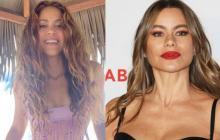 Shakira y Sofía Vergara lucen sus despampanantes curvas en bikini