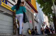 Colombia lidera tasa de desempleo de países de la OCDE