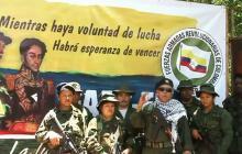 Jesús Santrich reaparece en un video con la nueva guerrilla