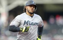 En video | Jorge Alfaro conectó dos hits en derrota histórica de Marlins