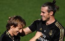 """""""Bale es un adulto y tiene que decidir qué quiere hacer"""": Modric"""