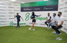 Distrito ofrecerá rutinas de ejercicios a través de redes sociales