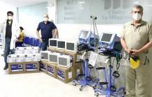 Santa Marta ya cuenta con 200 camas UCI y 109 de Cuidados Intermedios