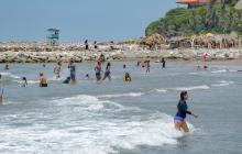 En video | Playas reabrirán con 'pico y cédula'