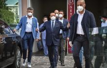 Esta vez también me he librado: Berlusconi tras salir del hospital