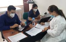Autorizan reclutamiento de voluntarios para la vacuna
