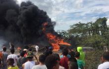 Contrabando de gasolina en la frontera ahora sería Colombia hacia Venezuela