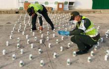 La Polfa ha incautado en Barranquilla más de 192.890 medicamentos de contrabando.
