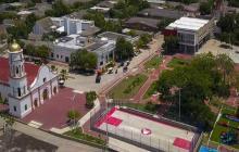En el municipio de Santo Tomás se aplicará el piloto del proyecto.